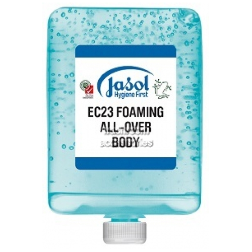 View 2073871 EC23 Foaming All-Over Body Wash Pods details.