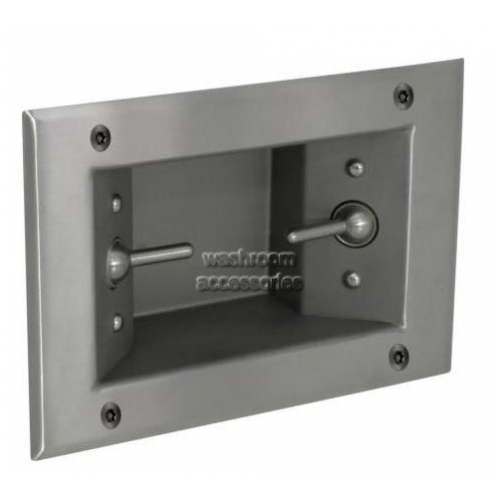 View Toilet Roll Holder RBA8141 Recessed Front Fix details.