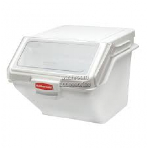 View 9G58 Shelf Ingredient Bin 50L with Scoop details.