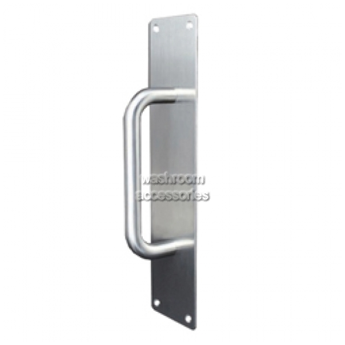 View ML4059 Pull Plate with Handle details.