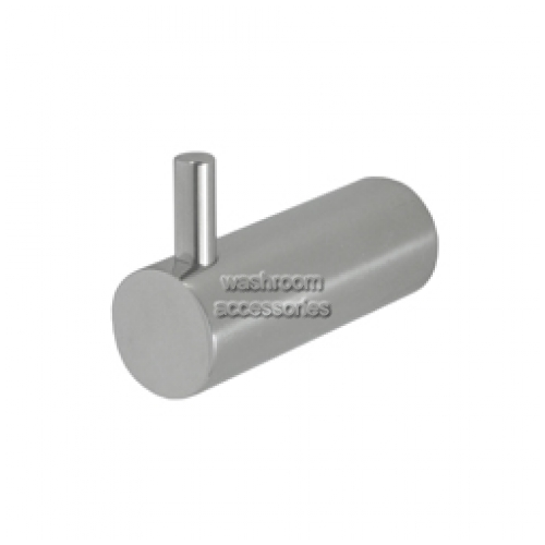 View ML4161 Coat Hook Single with Prong details.