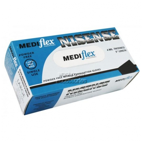 View Disposable Gloves, Powder Free, Nitrile, Extra Large details.