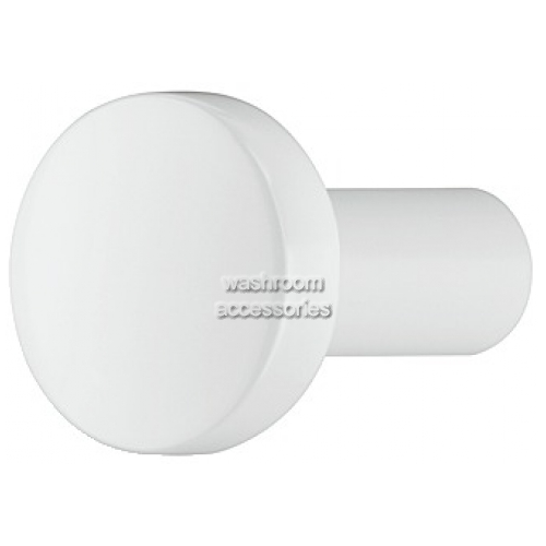 View Furniture Knobs White Matte details.