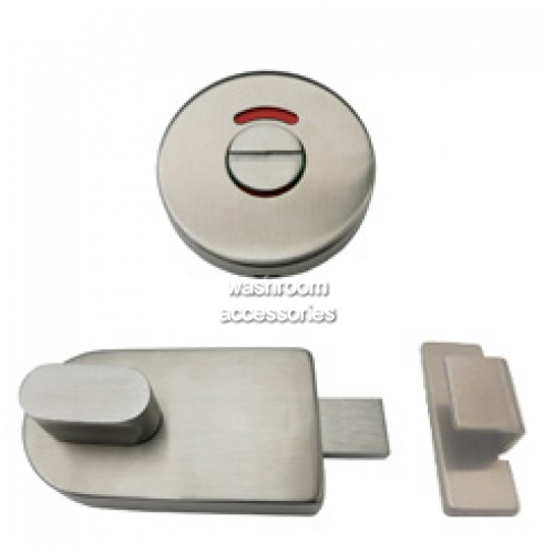 View Stainless Steel Bumper and Lock Indicator Set details.