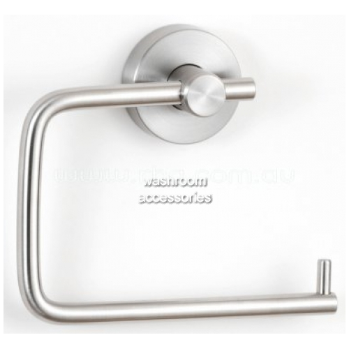 View B543 Toilet Roll Holder Single details.