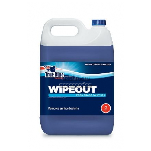 View Wipeout Food Grade Sanitiser details.