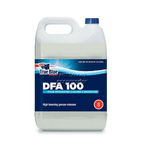 View DFA100 Food Processing Cleaner and Degreaser details.