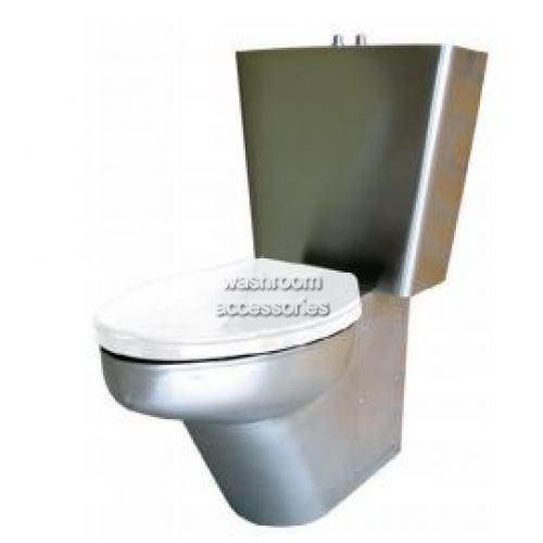 View RBA8847 Toilet Suite with Seat, Closed Coupled, P or S Trap details.