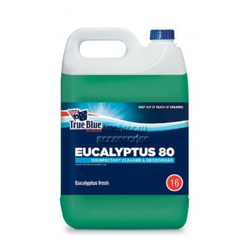 View Eucalyptus 80 Sanitiser and Deodoriser details.