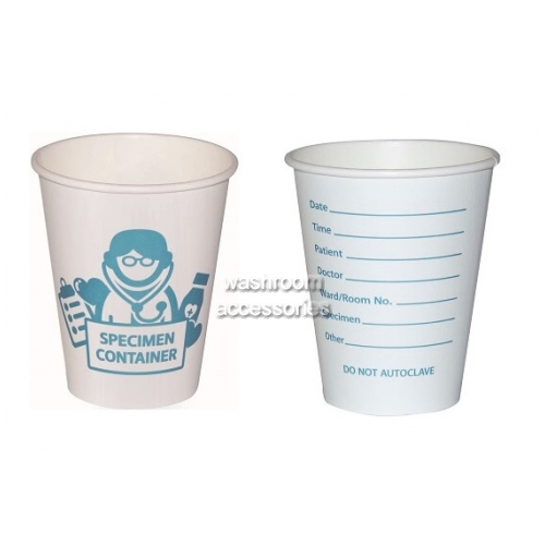 View Medical Specimen Container Cup details.