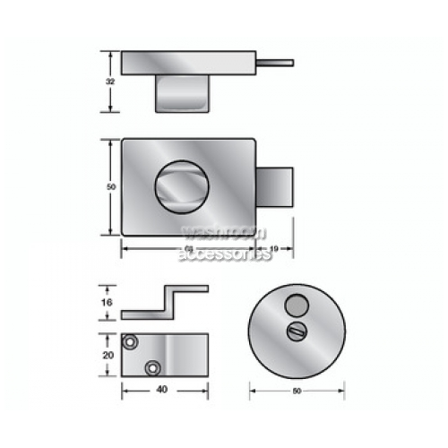 View Turnbolt Indicator Set and Staple details.
