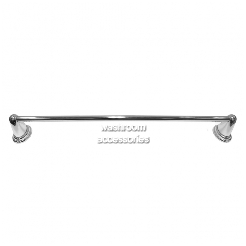 View AV0262 Avalon Chrome Double Towel Bar details.