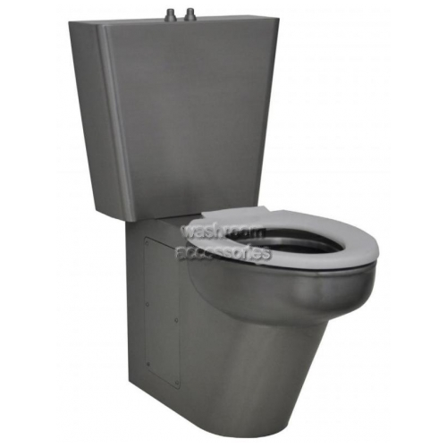 View RBA8847-428 Toilet Suite with Seat, Closed Couple P or S Trap details.