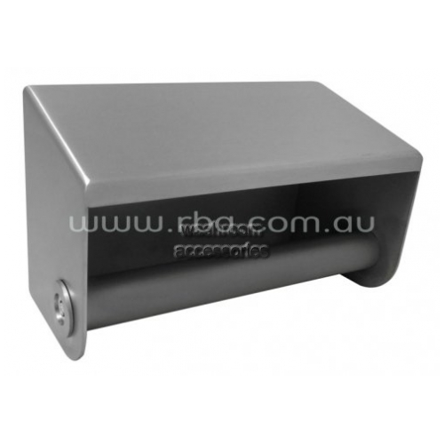 View RBA8143 Double Toilet Roll Holder Heavy Duty details.