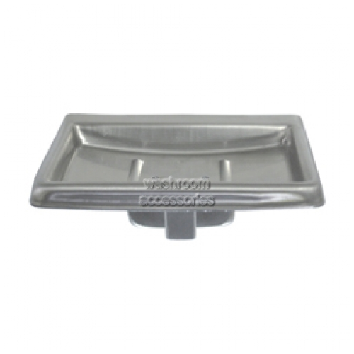 View ML231 Soap Dish with Drain Hole details.