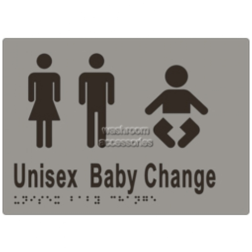 View ML16282 Braille Sign, Unisex Baby Change details.