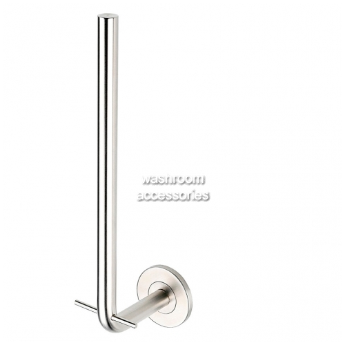View SRH845/B Toilet Roll Holder Double Vertical details.
