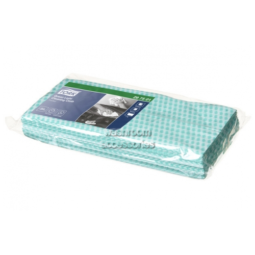 297501 Light Cleaning Cloth Folded