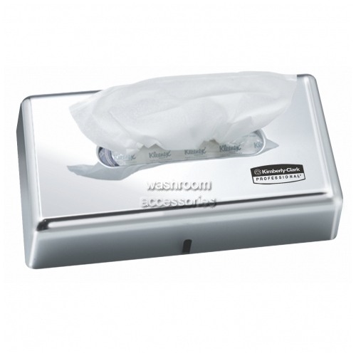 View 4993 Facial Tissues Dispenser Lockable details.