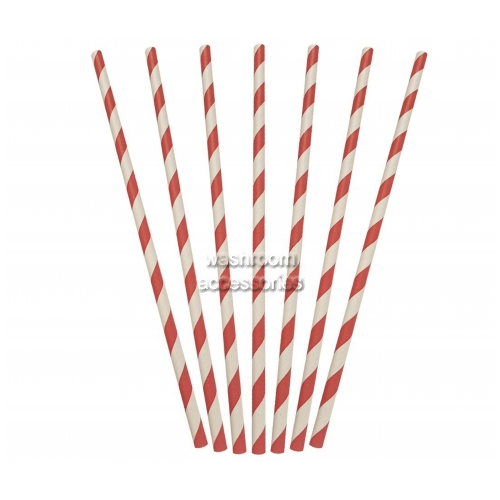 View PSREG Paper Straws Regular 205mm L details.