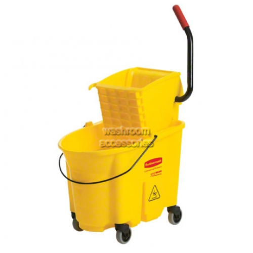 View Mop Bucket and Wringer Side Press 33.1L details.