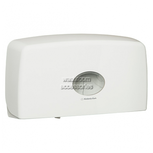 View 70210 Toilet Roll Dispenser Dual Jumbo details.