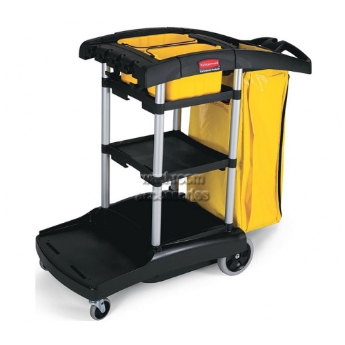 View 9T72 Cleaning Cart High Capacity details.