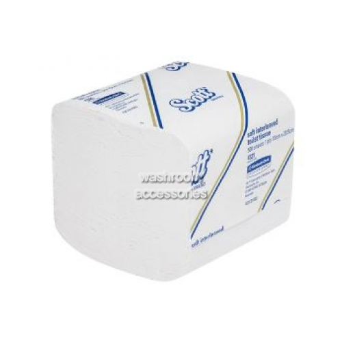 View 4321 Soft Interleaved Toilet Tissue 500 Sheets details.