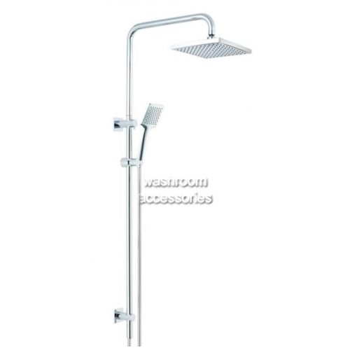 View TW029QQ Dual Shower with Quewb Shower Head details.