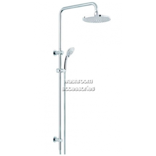 View TW029CZ Dual Shower with Breeze Hand Piece details.