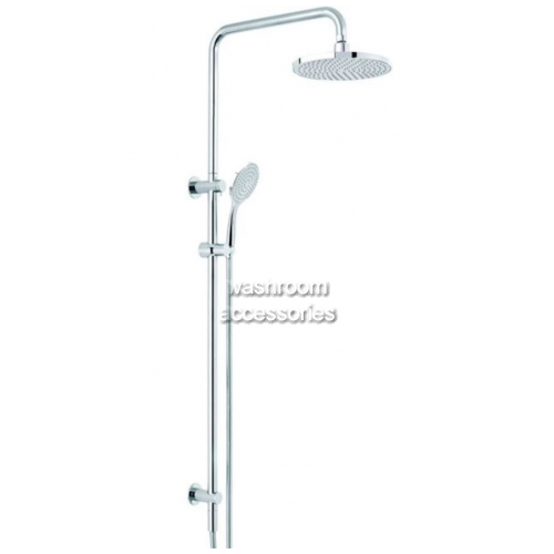 View TW029CX Dual Shower with Streamjet XL Hand Piece details.