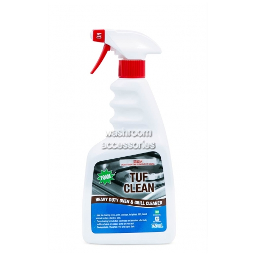 View 40609 Tuf Clean Oven and Grill Cleaner details.