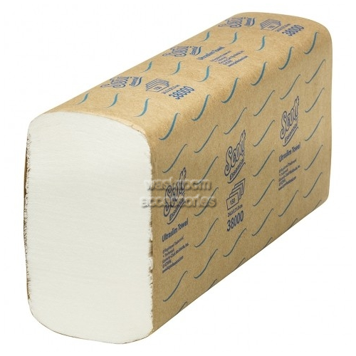 38000 Ultraslim Hand Towel 2400 Sheets