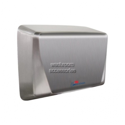 View Hand Dryer High Velocity Automatic 74 Decibel details.
