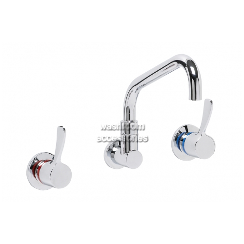 View Recess Wall Set with SPC110 Swivel Aerated Spout details.