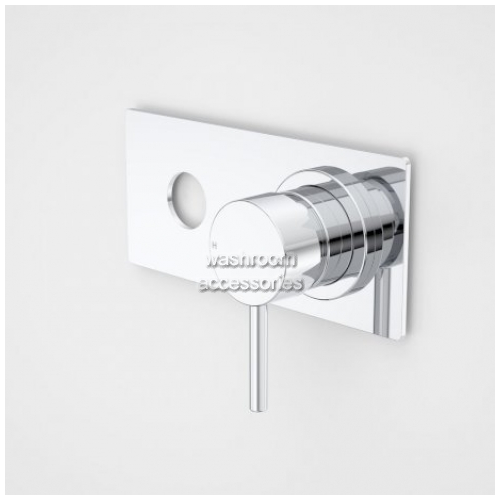 View Wall Basin or Bath Mixer Platemount Kit (no outlet) details.