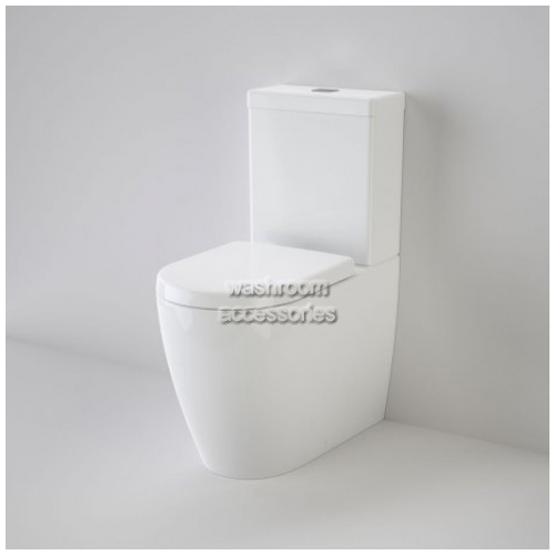 View Wall Faced Toilet Suite with Soft Close Seat details.