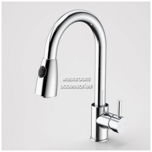 View Retractable Dual Spray Sink Mixer details.