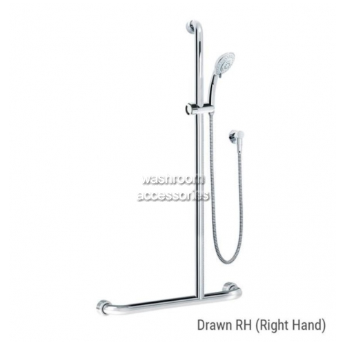 View GS071Z Breeze Shower and Rail Kit details.