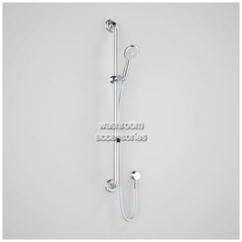 View Accessible Shower Set, Straight Rail details.