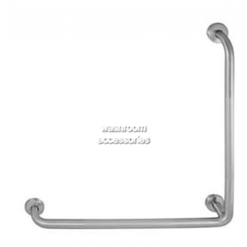 View 832-2 Toilet Grab Rail with Safety Grip details.