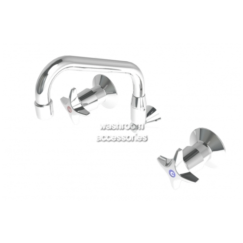View Recess Set With SP110 Swivel Aerated Spout details.