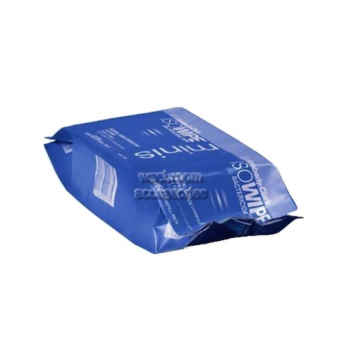 View 6838 Isowipe Mini Bactericidal Wipes Refill details.