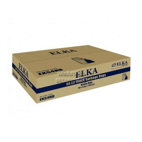 View EK54HD Garbage Bags 54L Heavy Duty details.