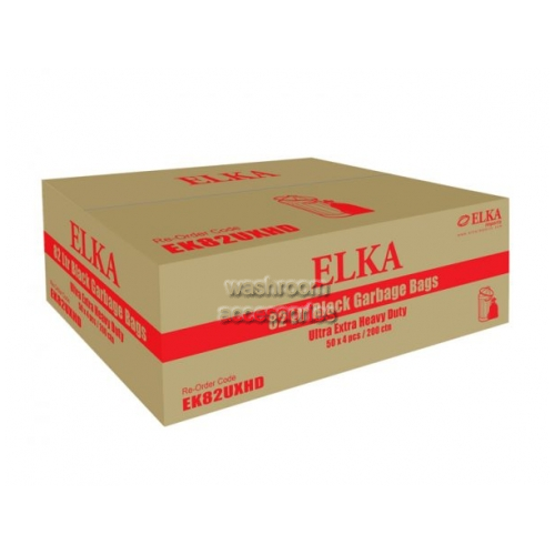 View EK82 Garbage Bags 82L Ultra Heavy Duty details.
