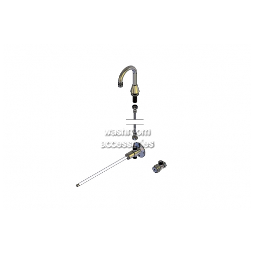 View HFS780 Autotap Basin Kit, Knee Operated details.