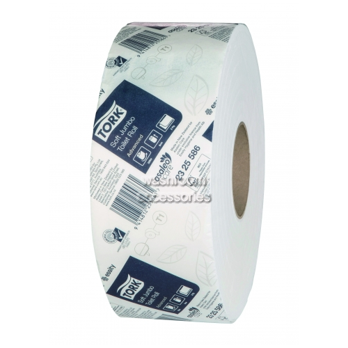 2325586 Jumbo Toilet Roll Soft Advanced