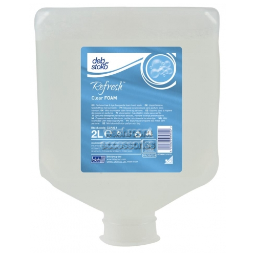 View CLR2LT Hand Wash Gentle Foam details.
