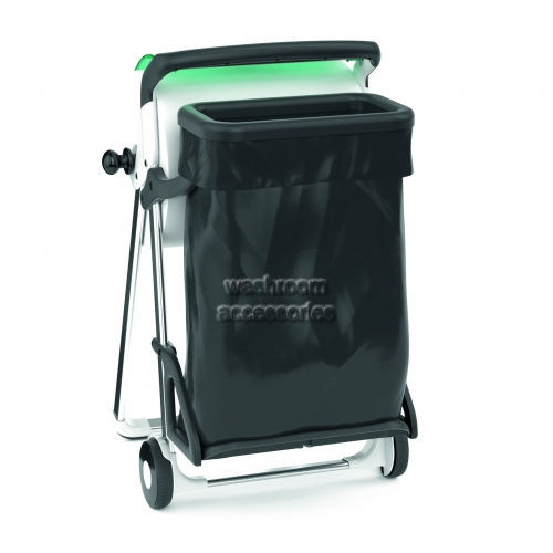 View 206550 Bin Liner Holder (for W1 Floor Stand Only) details.