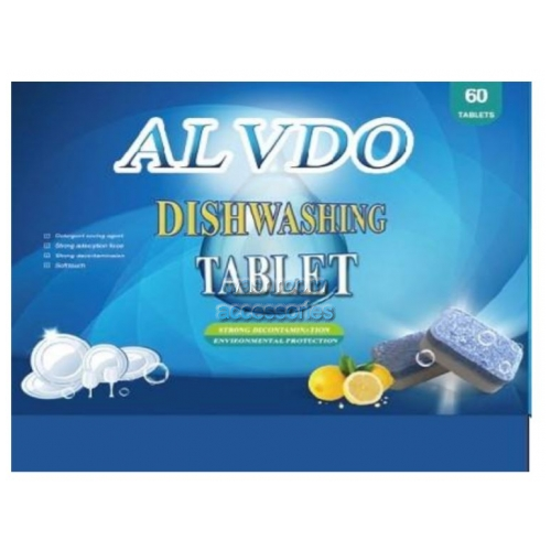 View AL-DT001 Dishwashing Tablet 20g details.